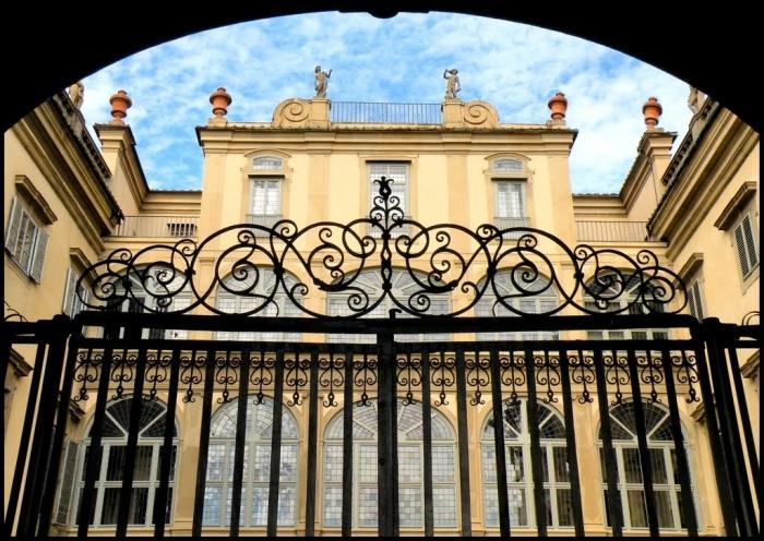 Дворец Корсини – в гостях у Баронессы