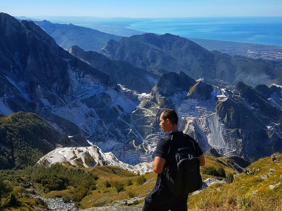 Треккинг в Апуанских Альпах