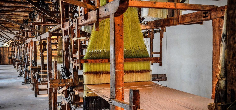Antico Setificio Fiorentino: шёлкоткацкое производство во Флоренции
