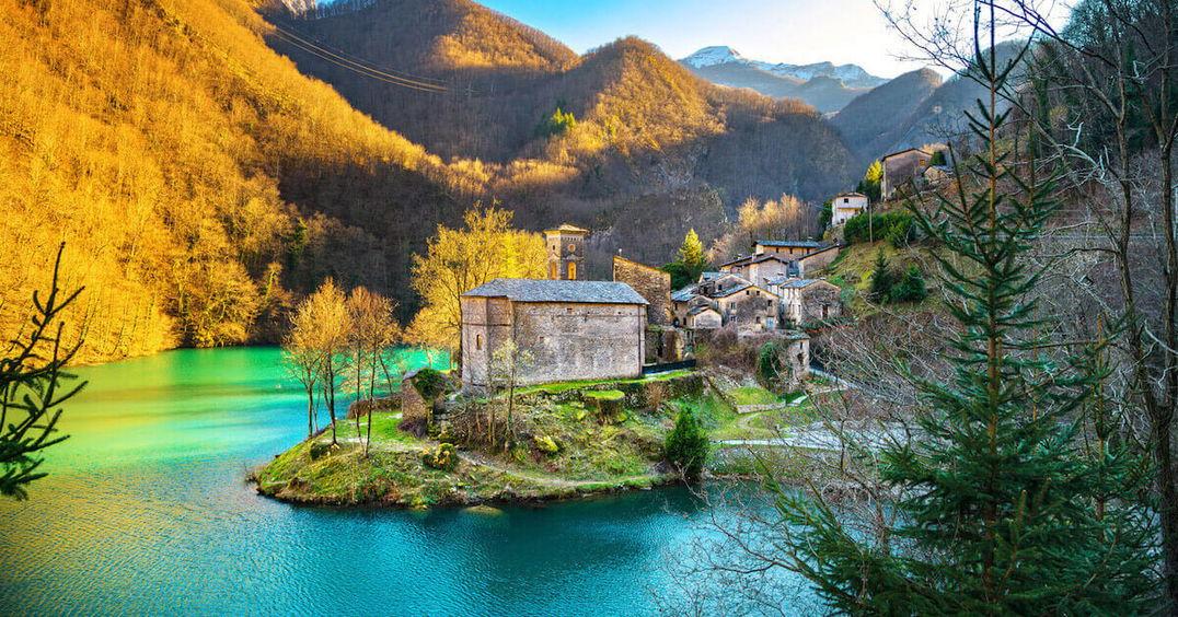 Долина Гарфаньяна – совсем другая Тоскана…