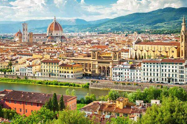 Отдых во Флоренции (фото)