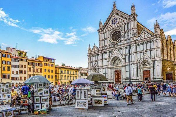 Путешествие по Флоренции (фото)