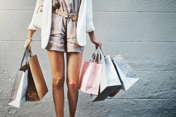 На шоппинг нужно ехать в Италию