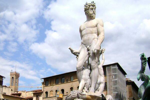 Статуи Флоренции (фото)