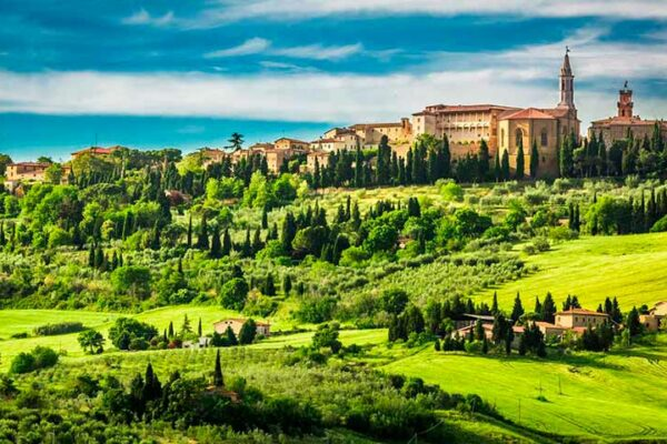 Дегустация вина в Тоскане (фото)