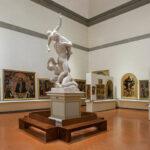 Фото галереи Академии искусств Флоренции