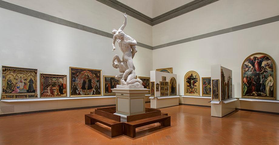 Галерея Академии искусств (Флоренция)