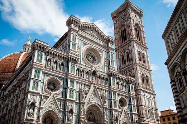 Экскурсии по Флоренции: Колокольня Джотто
