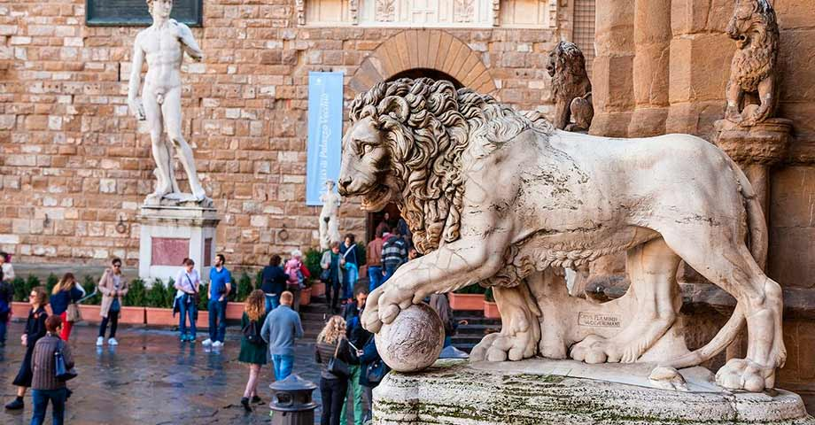 Площадь Синьории (Флоренция)