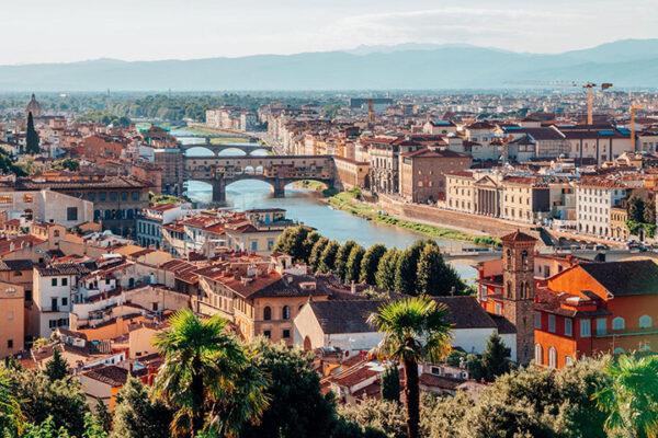Флоренция - Москва: Услуги гида по городу Флоренция