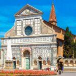 Достопримечательности Флоренции с Гидом Натальей Каптаренко: Санта-Мария-Новелла
