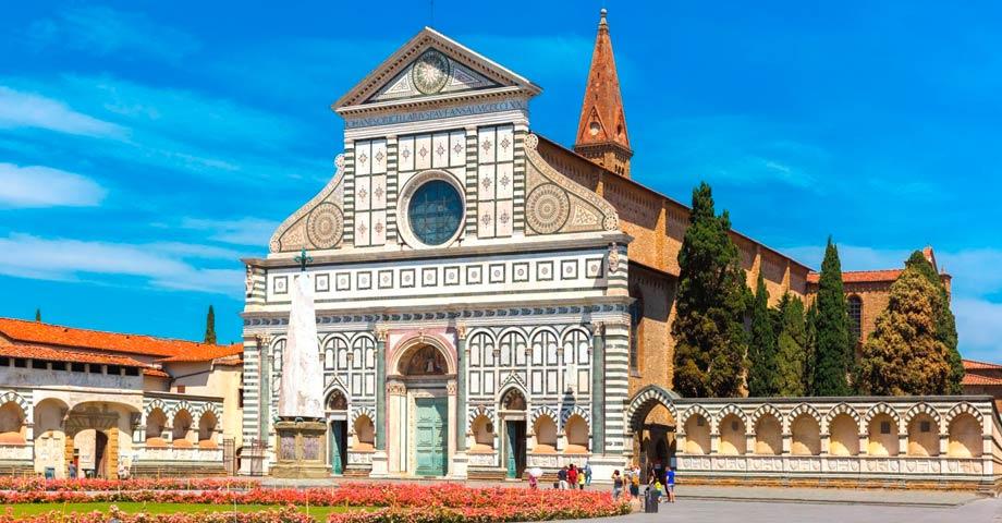 Прекрасная базилика Санта-Мария-Новелла