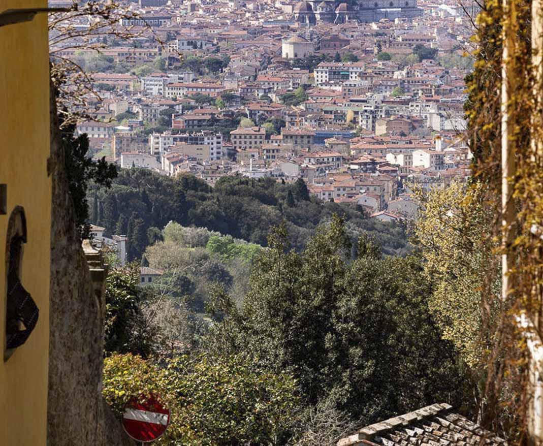 Фьезоле: Флоренция как на ладони
