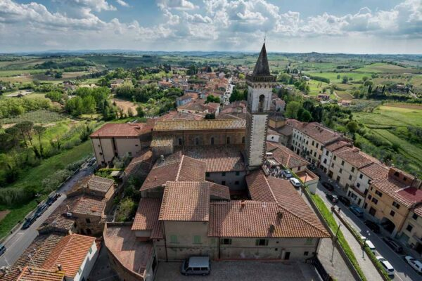 Тематическая экскурсия по Тоскане с гидом Натальей Каптаренко: Охота за вдохновением: от Винчи до Сан-Миниато