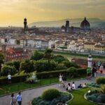 Достопримечательности Флоренции с Гидом Натальей Каптаренко: Площадь Микеланджело